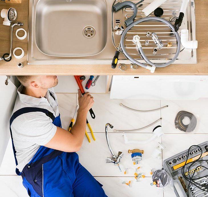 Watermaster's plumbing services
